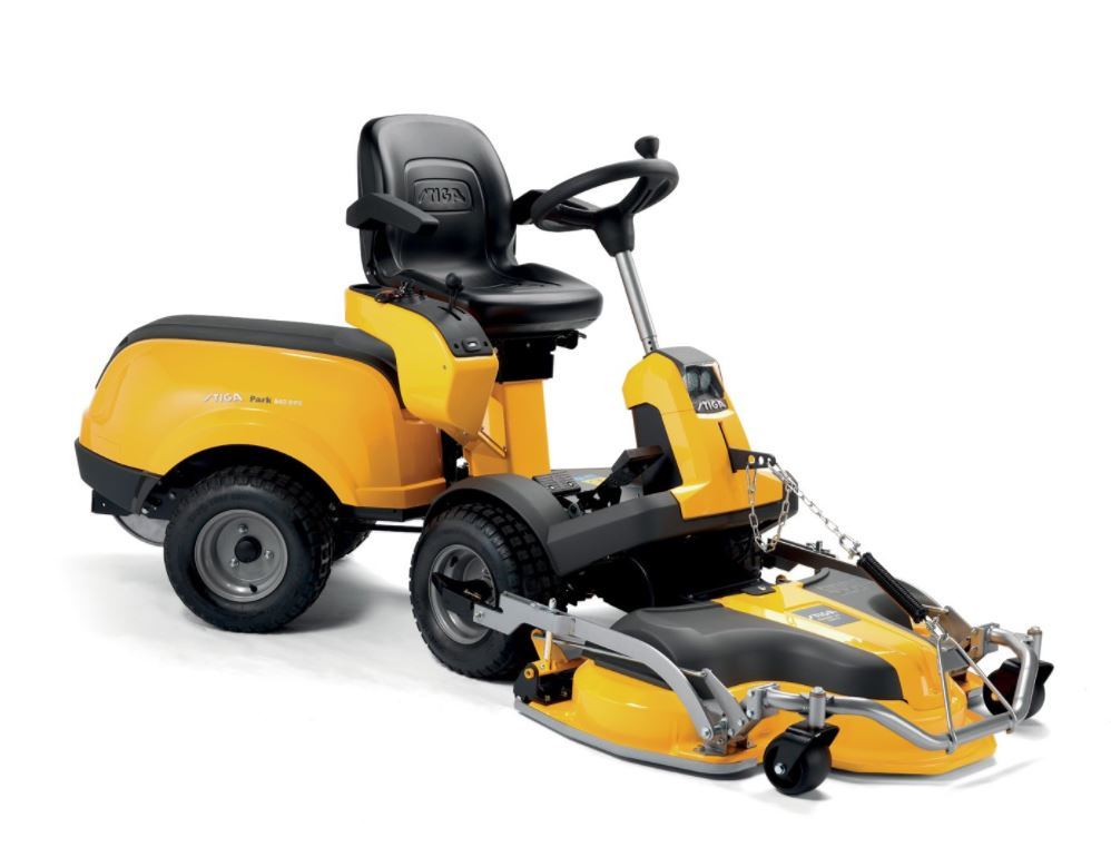 STIGA PARK 540 DPX Ride-On Mower