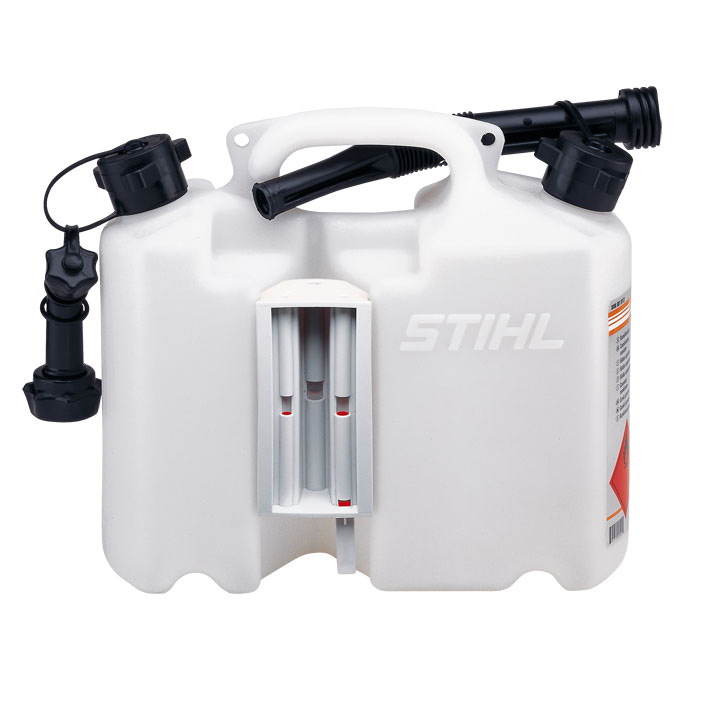 STIHL Combination Fuel / Oil Canister (Transparent)