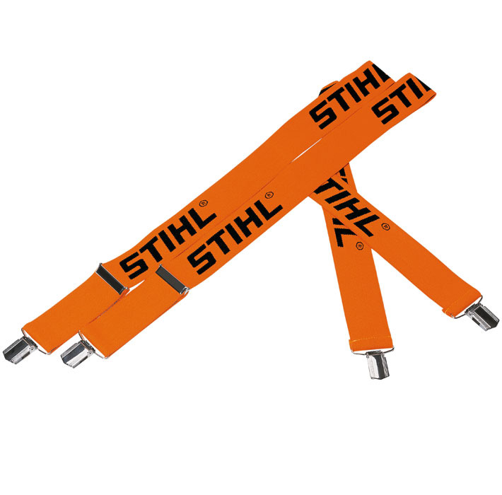 STIHL Orange Metal Clip Braces
