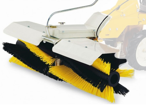 STIGA SILEX 95 Front Brush Attachment
