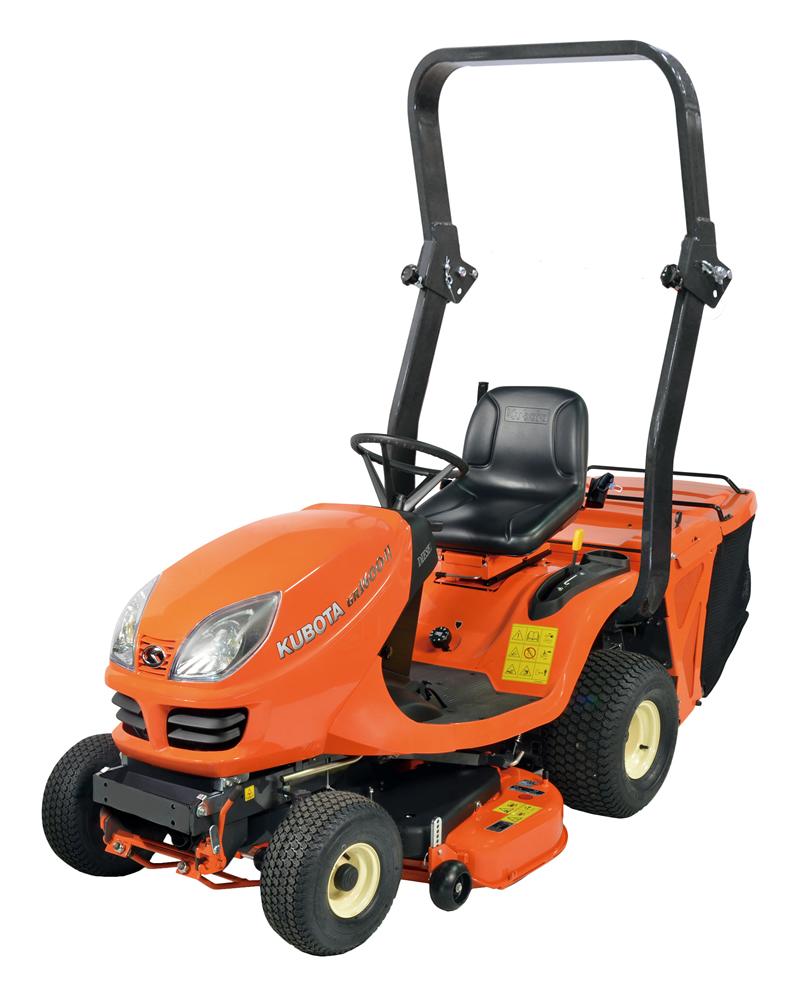 Kubota Lawn Tractor >> Kubota Gr1600 Mkii Rops Ride On Mower