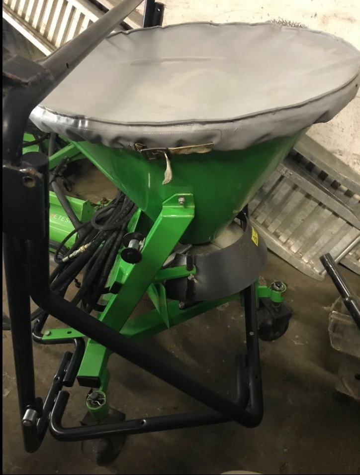 Used ETESIA H124 Spreader