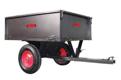 TONDU TSC500 Towed Tipping Trailer