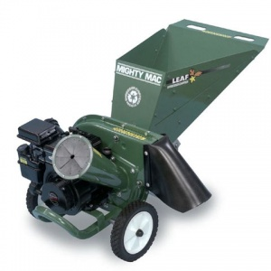 MIGHTY MAC LSC1100EX Leaf Shredder-Chipper